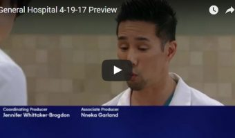 WATCH: General Hospital Preview Video Wednesday, April 19