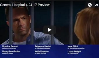 WATCH: General Hospital Preview Video Monday, April 24