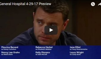 WATCH: General Hospital Preview Video Monday, May 1