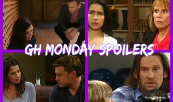General Hospital Spoilers Monday May 1: Samira DNA Test Results – Jake Turns On Franco – JaSam Investigate Cassadine Island Mystery