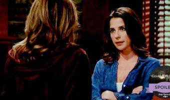 General Hospital Recap Friday April 21: Carly Threatens Sonny – Jason Investigates Jake Mystery – Dante Returns Morgan's Meds