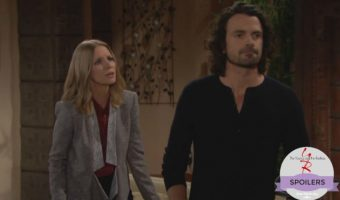 The Young and the Restless Spoilers: Christine Urges Scott To Reconsider Undercover Assignment