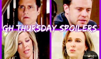 General Hospital Spoilers Thursday April 27: Franco Blames Jason For Jake's Issues – Samira in Serious Trouble – Carly Asks Alexis To Handle Divorce