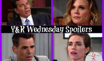 The Young and the Restless Spoilers Wednesday, April 26: Phyllis and Billy Prepare to Go Public – Hilary Jealous – Juliet Encourages Upset Cane