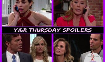 The Young and the Restless Spoilers Thursday, April 27: Nikki Freaks About Victor's Move – Cane Panics, Juliet Reassures Him – Ravi Asks Ashley Out