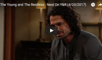 WATCH: The Young and The Restless Preview Video Thursday, April 20