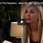 WATCH: The Young and The Restless Preview Video Monday, April 24