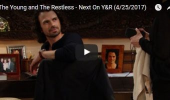 WATCH: The Young and The Restless Preview Video Tuesday, April 25