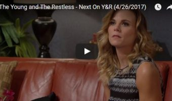 WATCH: The Young and The Restless Preview Video Wednesday, April 26
