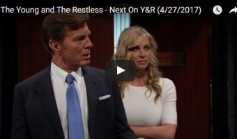 WATCH: The Young and The Restless Preview Video Thursday, April 27