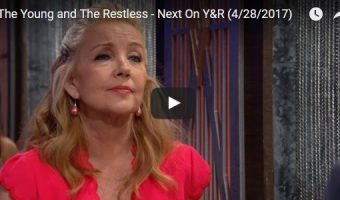 WATCH: The Young and The Restless Preview Video Friday, April 28