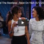 WATCH: The Young and The Restless Preview Video Monday, May 1