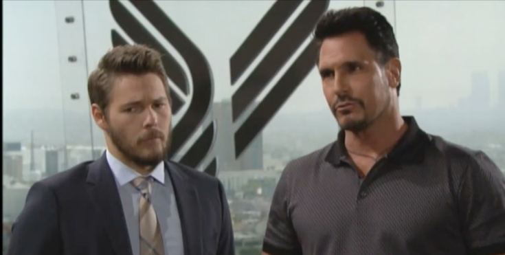 The Bold and the Beautiful Spoilers: Quinn Pushes Brooke to Forgive Ridge – RJ Has Doubts About Brill – Bill Ponders Ridge's Secret
