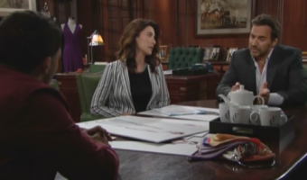 The Bold and the Beautiful Spoilers: Nicole Angrily Refuses to Accept Doctor's Bad News – Ridge Offers Zende Big Opportunity