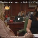 WATCH: The Bold and The Beautiful Preview Video Wednesday, May 3