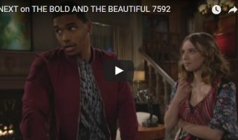 WATCH: The Bold and The Beautiful Preview Video Tuesday, May 23