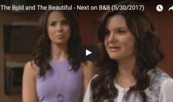 WATCH: The Bold and The Beautiful Preview Video Tuesday, May 30