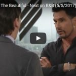 WATCH: The Bold and The Beautiful Preview Video Friday, May 5