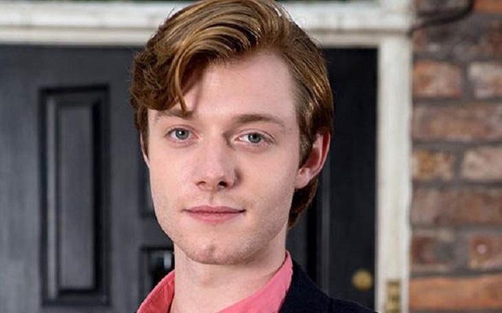 Coronation Street News: Daniel Brocklebank Dating Co-Star Rob Mallard