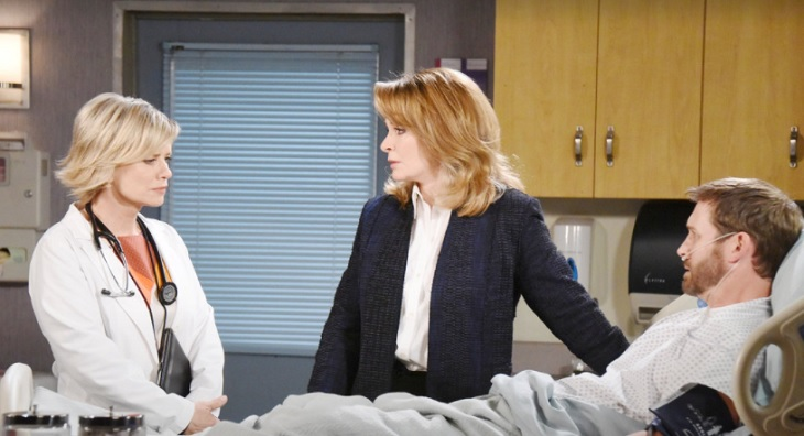 Days of Our Lives Spoilers: John Comes Home, Brady Fading Fast – Xander Taunts Eric – Nicole and Holly Reunited