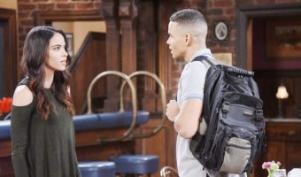 Days of Our Lives Spoilers: Eric and Nicole Form New Strategy – Paul and Sonny Corner Deimos' Henchman – Ciara Spars with Theo