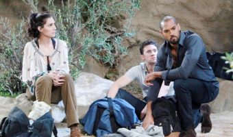 Days of Our Lives Spoilers: Plane Crash Leaves Salemites Stuck On An Island – Ciara Leaves Town – Deimos Dodges Jail