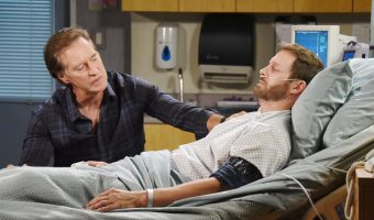 Days of Our Lives Spoilers Week of May 22 to 26: Brady Shares Tearful Farewell, Slips Into a Coma – Deimos' Phony Rescue Is Foiled