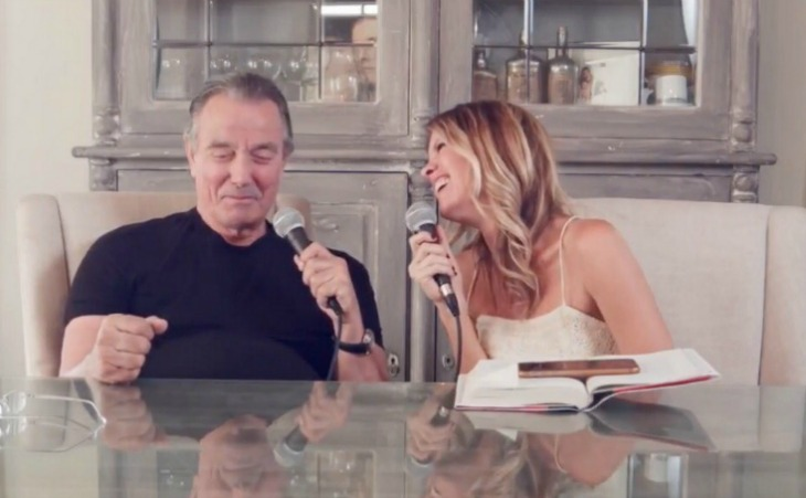 The Young And The Restless News: Eric Braeden Like You've Never See Him Before - Hilarious Appearance On Michelle Stafford's Online Series!