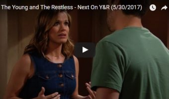 WATCH: The Young and The Restless Preview Video Tuesday May 30