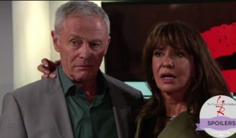 The Young And Restless Spoilers: Jill And Colin Are Back, And Jill's Got An Axe To Grind!