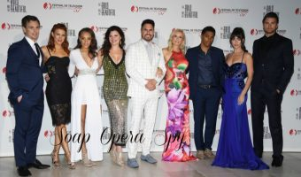 The Cast Of B&B Attend The Bold and The Beautiful 30th Years Anniversary – 57th Monte Carlo TV Festival