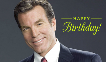 Happy Birthday Y&R Peter Bergman – 10 Fun Facts About Peter!
