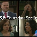 The Bold and the Beautiful Spoilers: Katie Unravels as Quinn Snaps – Nicole's Confession Stuns Maya – Rick Gets Unsettling News