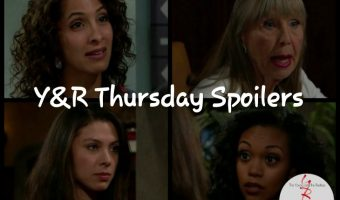 The Young and the Restless Spoilers Thursday June 29: Cane Makes Confession, Lily Breaks Down – Hilary Supports Juliet – Dina and Jill Clash