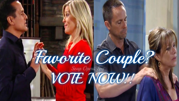 General Hospital POLL: Which is Your Favorite Couple - Julian and Alexis or Carly and Sonny?