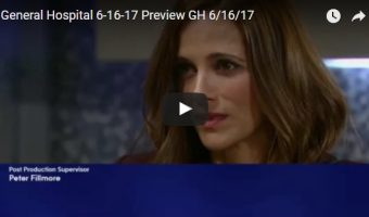 WATCH: General Hospital Preview Video Friday June 16