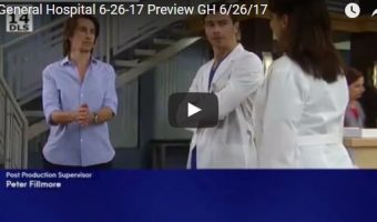WATCH: General Hospital Preview Video Monday June 26