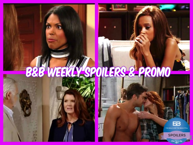 The Bold and the Beautiful Weekly Spoilers June 19 to June 23: Bad News, Baby Blues, and Hot Moves