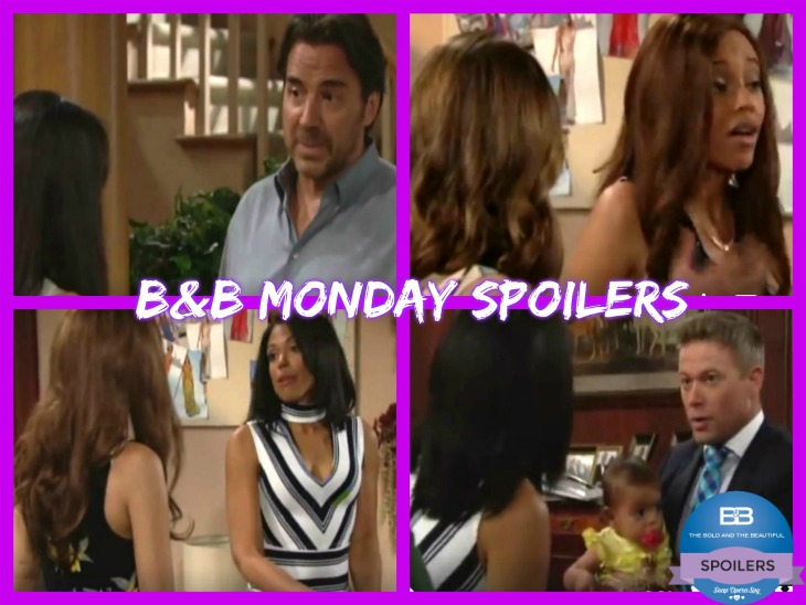 The Bold and the Beautiful Spoilers: Rick Shares Distressing News with Maya – Nicole Fears She Made a Big Mistake – More Sheila Drama