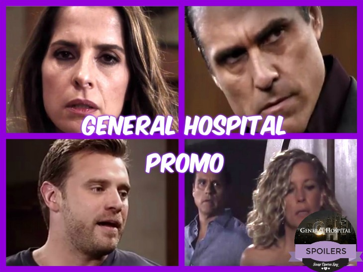 General Hospital Spoilers: Danger Lurks- Who Gets Caught In Crossfire (GH Promo)