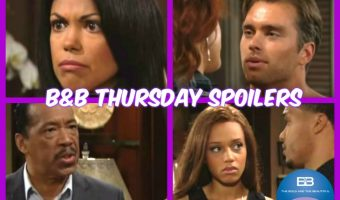The Bold and the Beautiful Spoilers: Julius and Maya Face Off Over Baby Drama – Zende's Lack of Support Irks Nicole