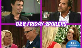 The Bold and the Beautiful Spoilers: Sheila Apologizes, Brooke Has Doubts – Ridge and Quinn Handle Threats – Wyatt Has Faith in His Mom
