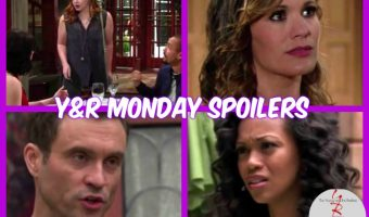 The Young and the Restless Spoilers: Nick Makes Confession – Cane and Hilary Face Off – Mariah Shocks Tessa and Devon