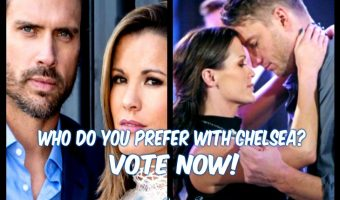 The Young and the Restless POLL: Who Do you Prefer With Chelsea – Nick or Adam? VOTE!