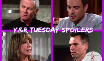 The Young and the Restless Spoilers Tuesday, June 27: Jill Appalled by Juliet's Claims – Cane Leans on Colin – Victoria's Fears Grow