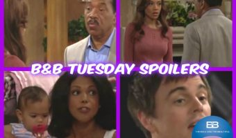 The Bold and the Beautiful Spoilers: Julius Revs Up Pressure, Nicole Torn – Zende Fears More Trouble – Coco and RJ Make Decision