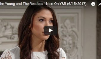 WATCH: The Young and The Restless Preview Video Thursday June 15