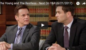 WATCH: The Young and The Restless Preview Video Wednesday June 21