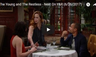 WATCH: The Young and The Restless Preview Video Monday June 26