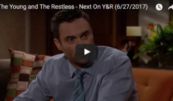 WATCH: The Young and The Restless Preview Video Tuesday June 27